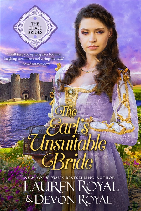 [Cover of The Earl's Unsuitable Bride]