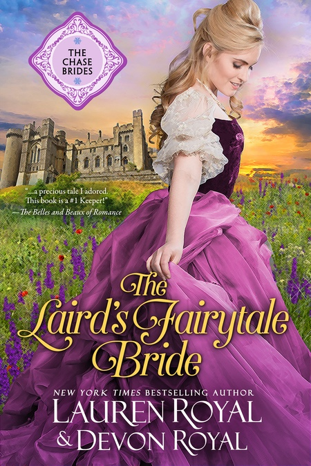 [Cover of The Laird's Fairytale Bride]