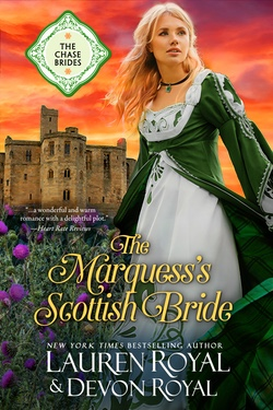 The Marquess's Scottish Bride