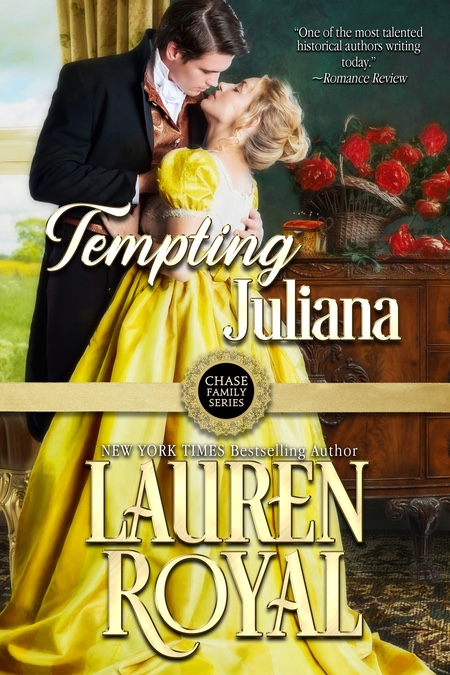 [Cover of Tempting Juliana]