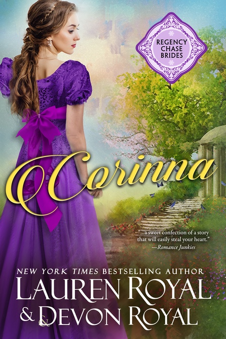 [Cover of Corinna]
