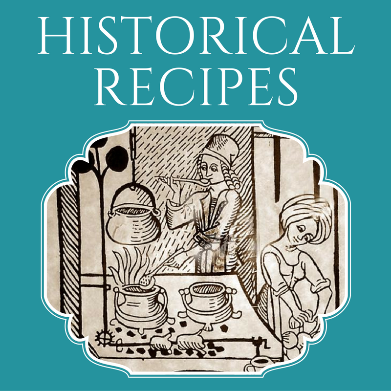 Historical Recipes